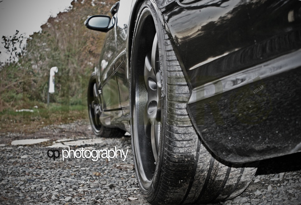 KSport Coilovers – Mercedes Benz CLK 500